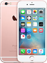 iPhone 6S 128GB zilver